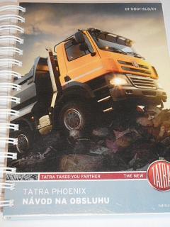 Tatra Phoenix - návod na obsluhu - 2012