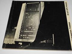 Architektonická tvorba - 35 let KPÚ Praha - Otakar Nový - 1983