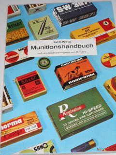 Munitionshandbuch - Karl R. Pawlas - 1973