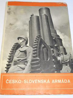 Česko - Slovenská armáda - 1938