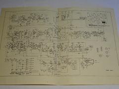 Tesla - Miriam 4119 U - schéma zapojení