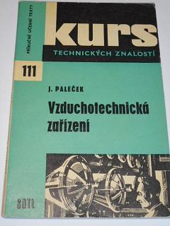 Vzduchotechnická zařízení - Jaroslav Paleček - 1971