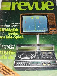 Grundig revue - 1975