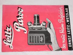 Leitz - Der neue Heim - Projektor - 1938 - prospekt