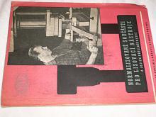 Normalizované součásti pro lisovací nástroje a jejich příslušenství - Kovopol - 1961