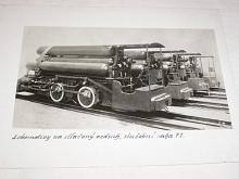 Lokomotivy na stlačený vzduch - fotografie