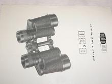 Meopta 8 x 30 - prospekt