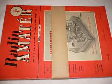 Radio amatér - časopisy - 1942