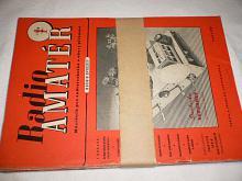 Radio amatér - časopisy - 1941
