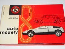 Automodely - 1972 - Vladimír Procházka