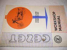 ČZ Čezet Sport 125/488, 175/487 - 1982 - Workshop manual