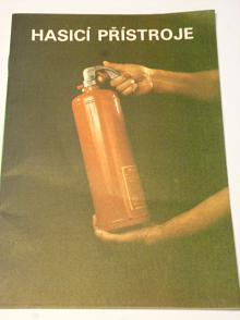 Hasicí přístroje - Česká státní pojišťovna, VPO - 1989