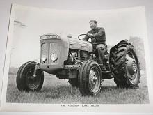 Ford - Fordson Super Dexta - fotografie