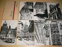 Květen 1945 - fotografie