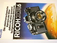 Ricoh XR 6 - prospekt