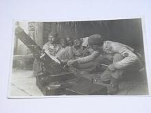 Vojáci - fotografie