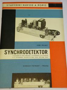 Synchrodetektor - stavebnice přijímače s vysokou citlivostí