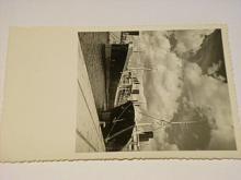 Loď - parník - fotografie