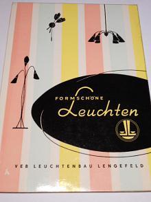 Sormschöne Leuchten - Katalog Nr. 3 - 1957