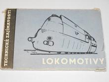 Lokomotivy - soubor 10 fotografií - Jan kaplický