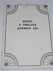 Návod k obsluze jízdních kol - Agpol Poland - 1983
