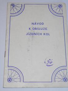 Návod k obsluze jízdních kol - Agpol Poland - 1988