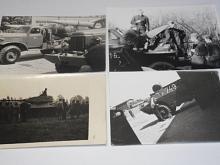 Vojáci + technika - fotografie - 12 kusů