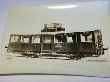 Tatra - motorový vůz M 130.218 - fotografie