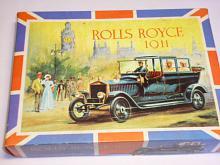 Rolls Royce 1911 - Směr - model - stavebnice