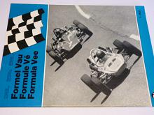 Formel Vau, Formule Vé, Formula Vee - 1/1971