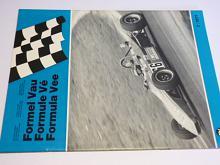 Formel Vau, Formule Vé, Formula Vee - 2/1971