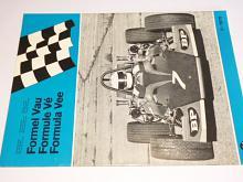 Formel Vau, Formule Vé, Formula Vee - 5/1970