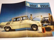 Tschechoslowakische Motor - Revue - 9/1964 - Škoda