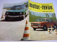 Tschechoslowakische Motor - Revue - 1977 - JAWA, Škoda, Liaz