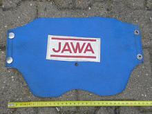 JAWA - plochodrážní motocykl - koženkový kryt přední vidlice