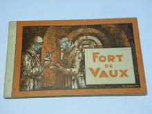 Fort de Vaux - soubor pohlednic