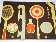 Prago Export - Pragoexport - katalog sportovních potřeb