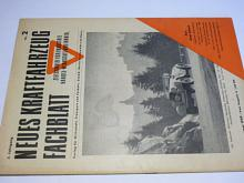 Neues Kraftfahrzeug Fachblatt - 2/1949 - časopis