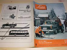 Der Deutsche Strassen verkehr - 2/1959 - časopis NDR - DDR