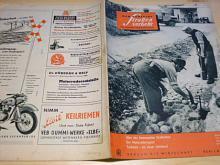 Der Deutsche Strassen verkehr - 8/1957 - časopis NDR - DDR