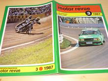 Tschechoslowakische Motor - Revue - 1987