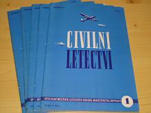 Civilní letectví - 1948 - časopisy