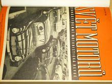 Svět motorů - 1951 - V. ročník - časopisy