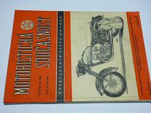 Motoristická současnost - 1955 - čtvrtletník Světa motorů