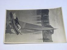 Plachetnice - pohlednice