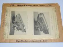 FAG - Kugelfischer - Schweinfurt Main - katalogové listy?