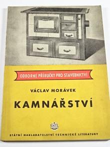 Kamnářství - Václav Morávek - 1956