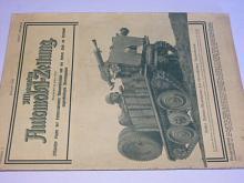 Allgemeine Automobil - Zeitung - 1936 - časopis