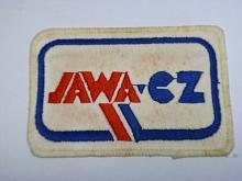 JAWA-CZ - Velká Británie - nášivka