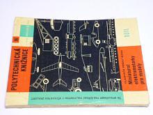 Miniaturní elektromotorky pro modely - Procházka - 1962